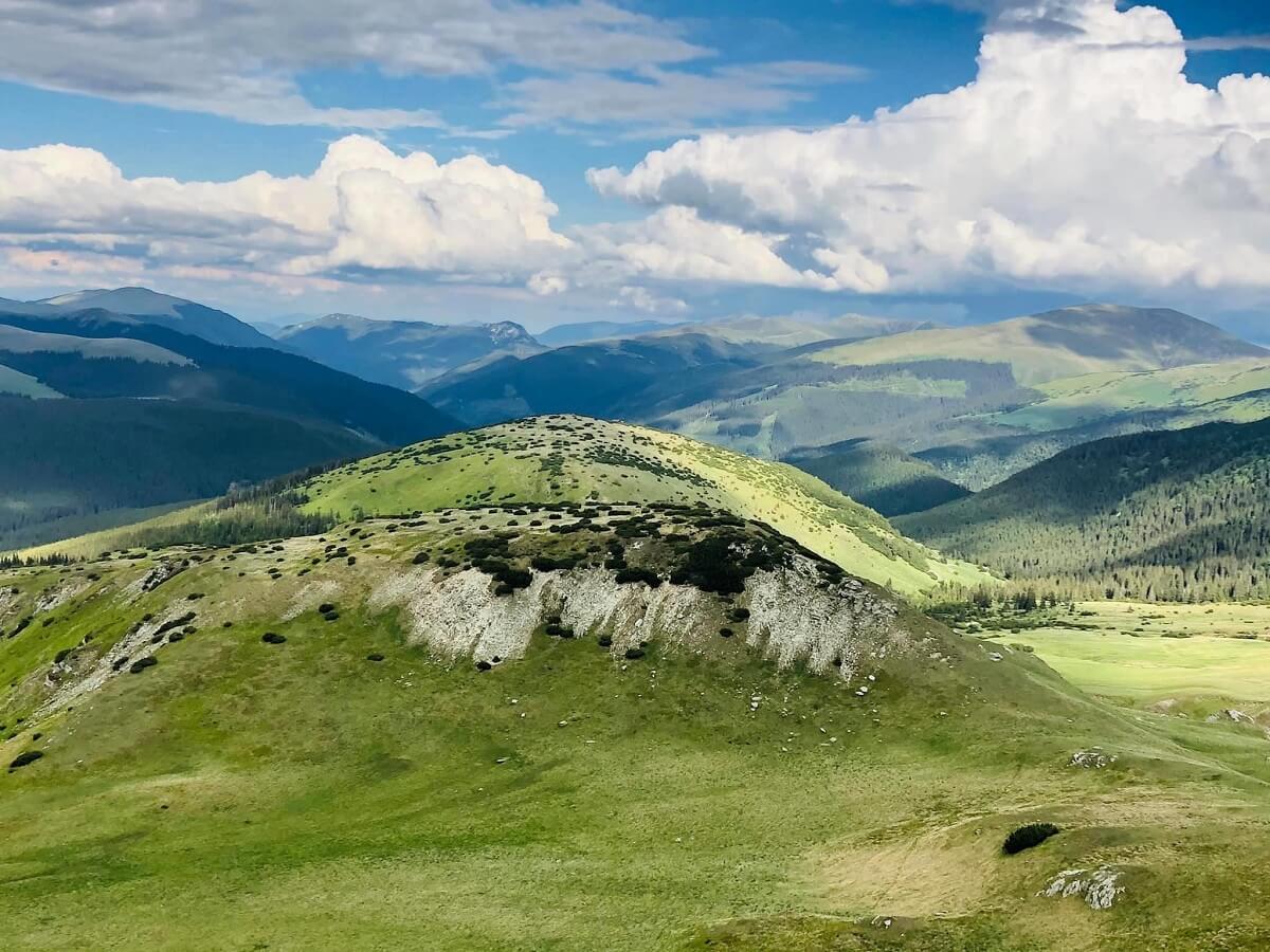 Petrosani Cheile Jietului Transalpina
