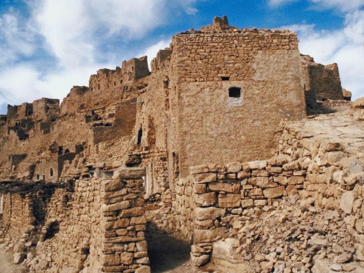 Satul fortăreață berber 1