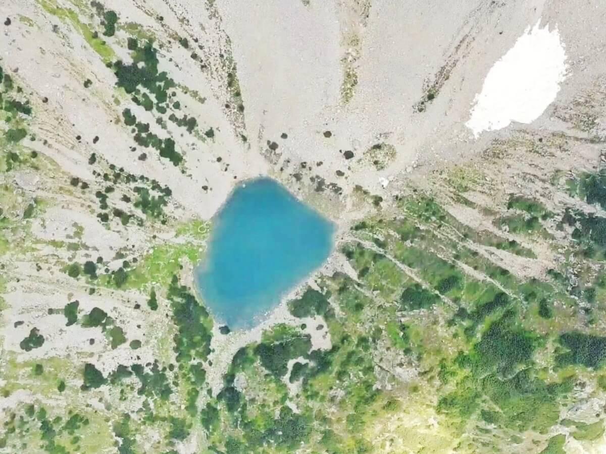 Polul GETIC Lacul MIJA