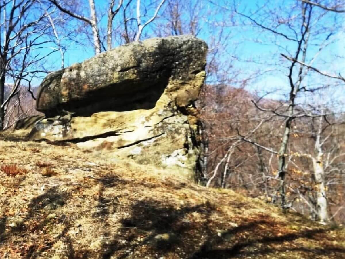 20. Sfinxul din Culmea Șerponi (3)