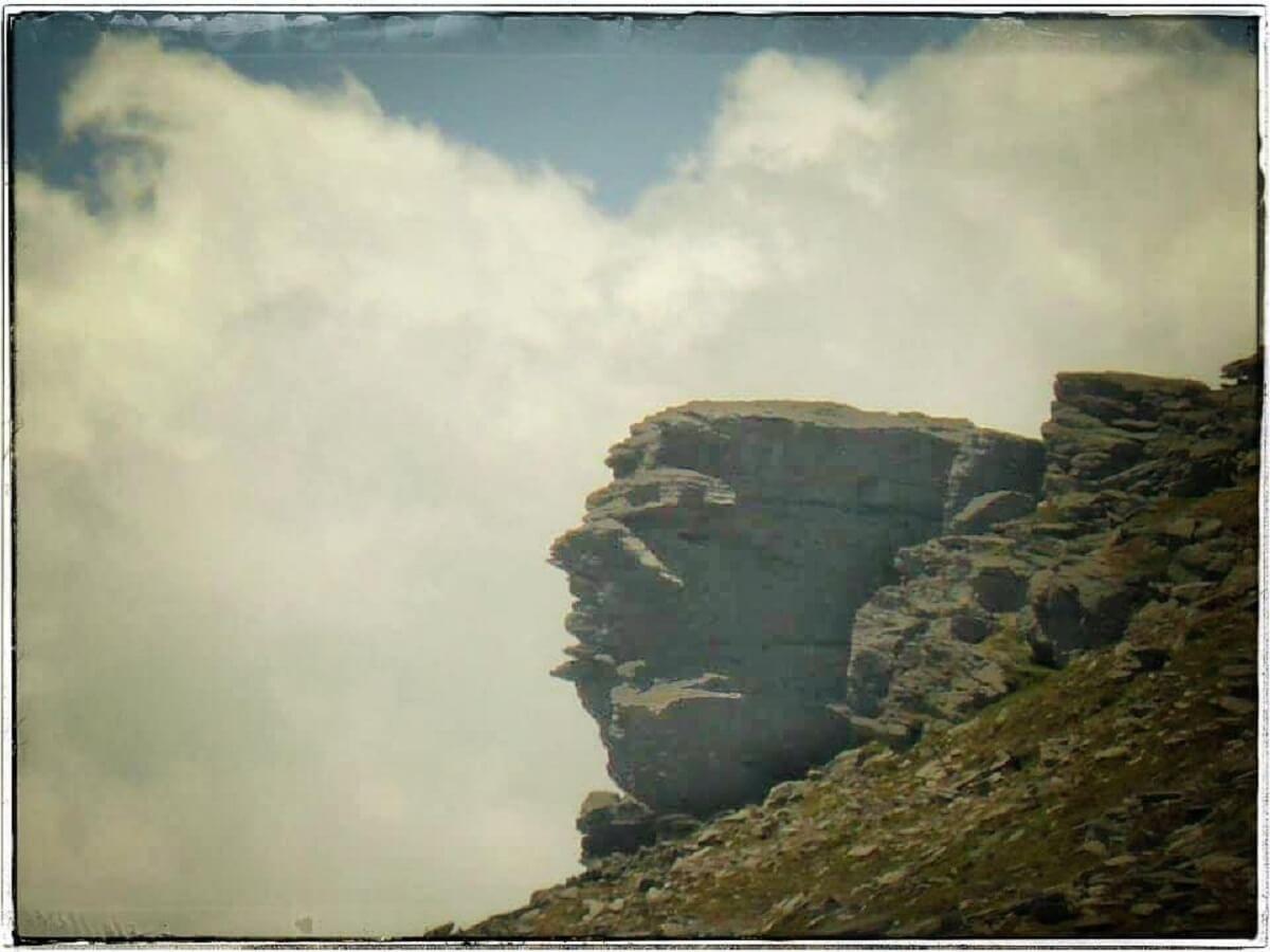 31. a Sfinxul din Paltina