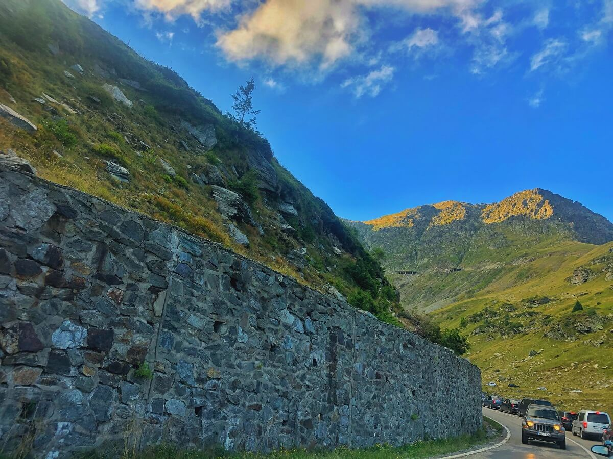 Transfăgărășan TOP GEAR the best road in the world Discover the SFINX