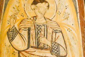 Iisus adolescent in Biserica Densus cover
