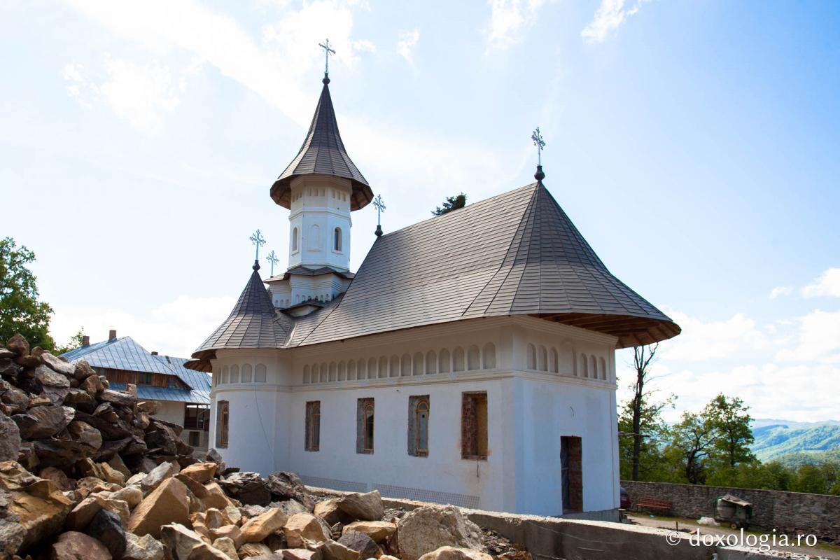 Manastirea Bisericani Povestea Locurilor