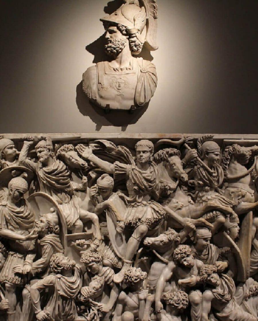 Marele Sarcofag Ludovisi