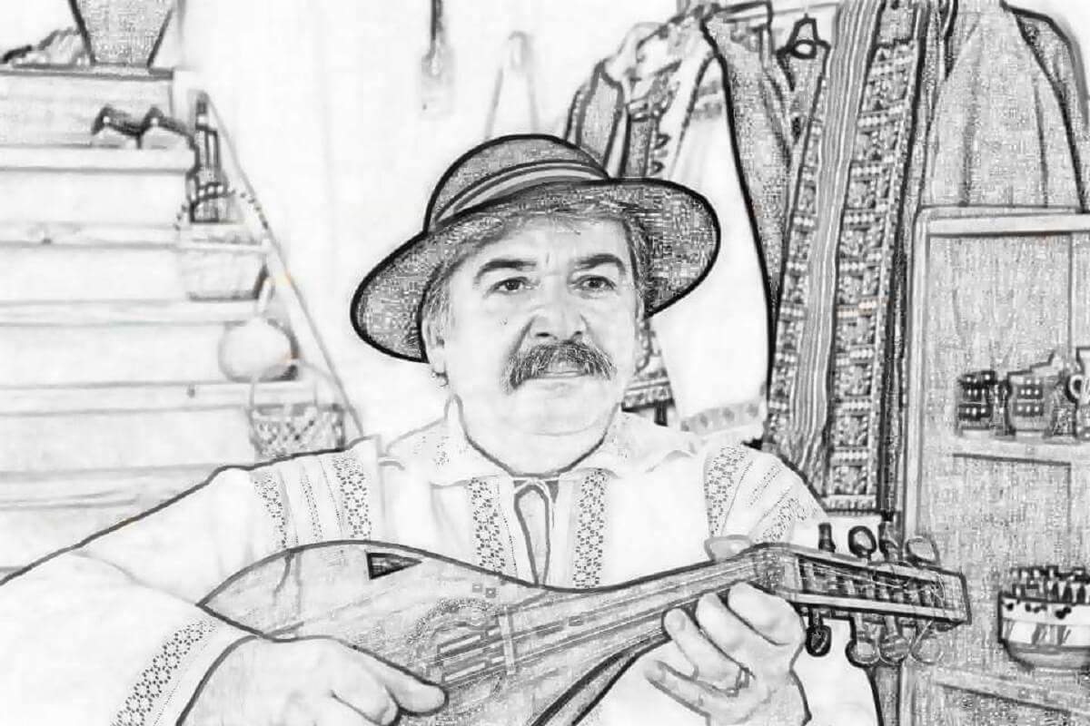 Opinca și Pileusul de la meșterul popular Constantin Ghinea Dumitrache