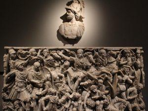 Sarcofago Grande Ludovisi ROMA