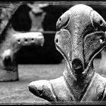 Turdaş Vinča alien