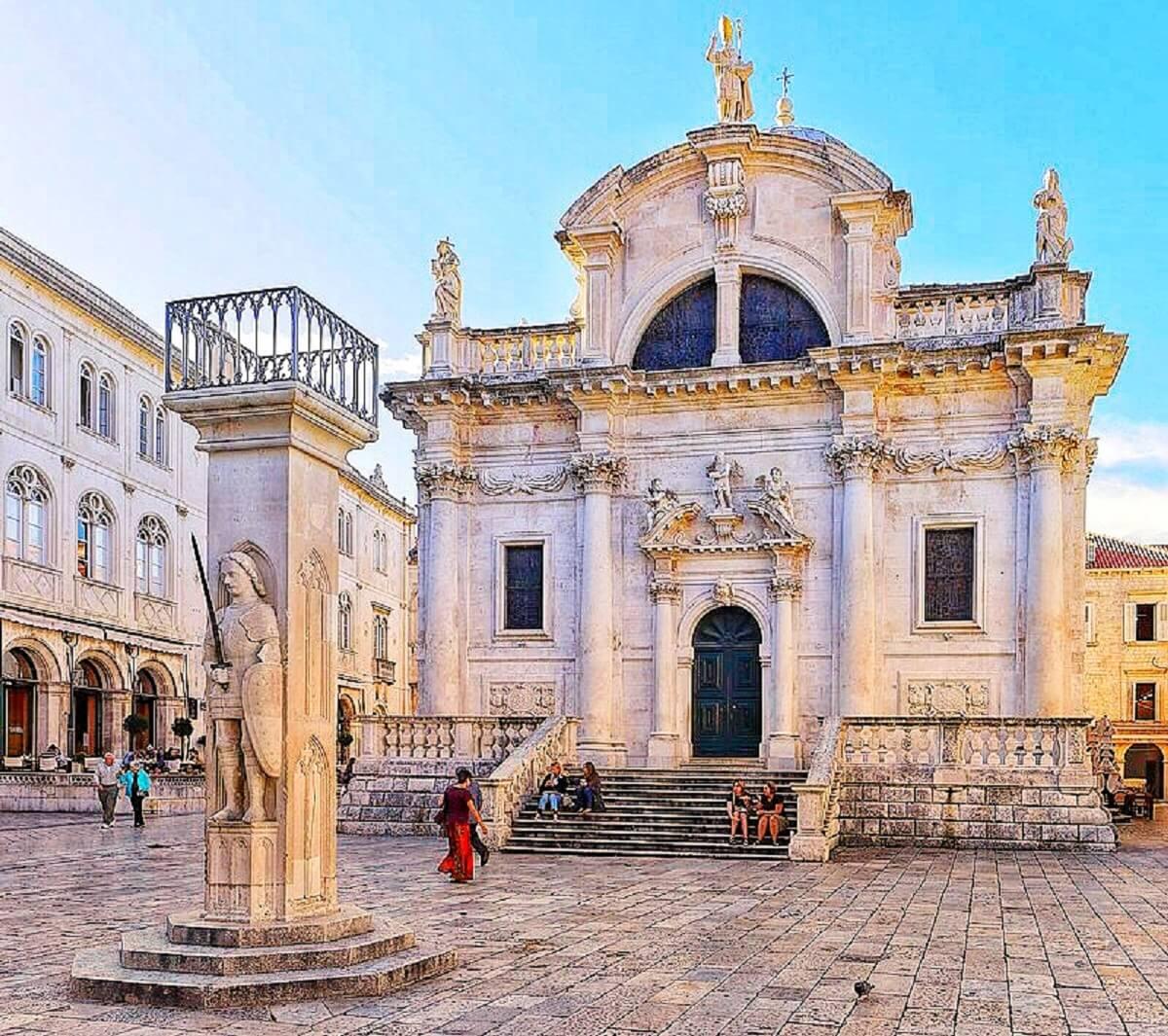 Obârșia neamului nostru Patronul Dubrovnikului