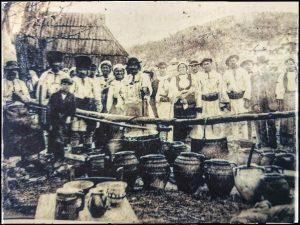 Satul de altadata al momarlanilor